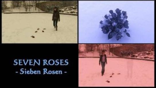 Sieben Rosen