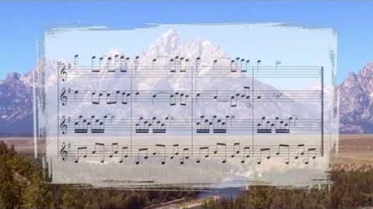 Günter Flechtner: Mountains