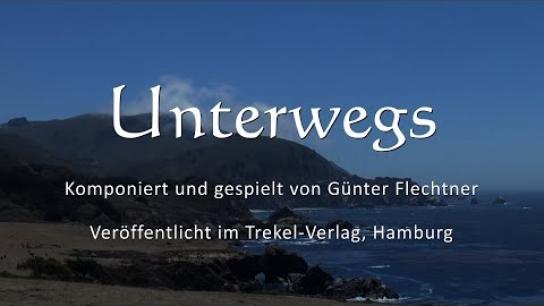 Günter Flechtner: Unterwegs