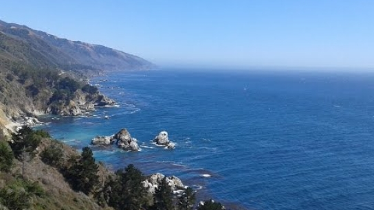 Westcoast Highway 1 California